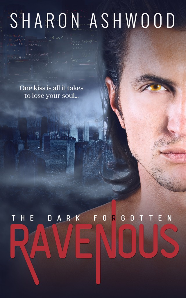 Book Cover: Ravenous: the Dark Forgotten