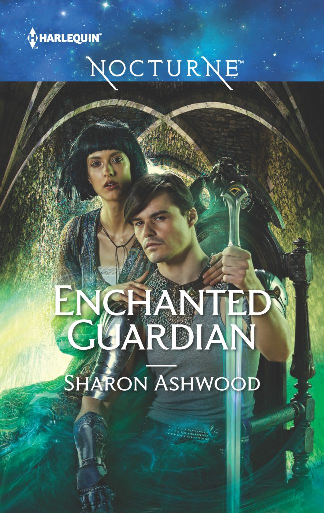 Book Cover: Enchanted Guardian