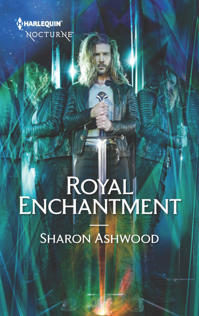 Book Cover: Royal Enchantment