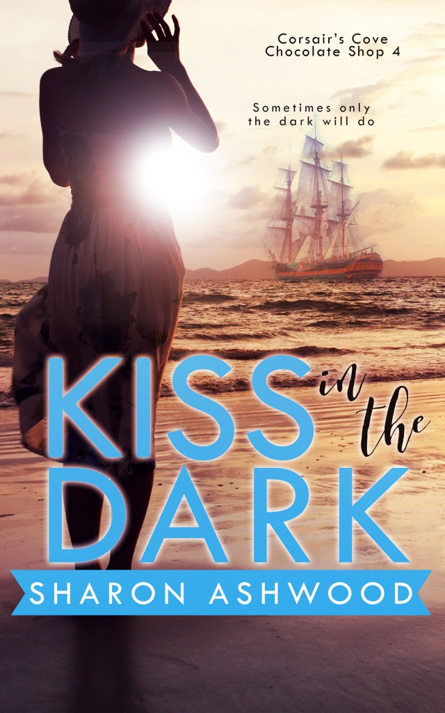 Book Cover: Kiss in the Dark
