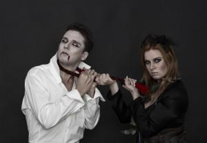 captive vampire