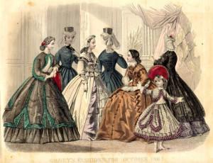 godeys 1864