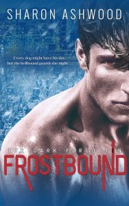 Book Cover: Frostbound: the Dark Forgotten
