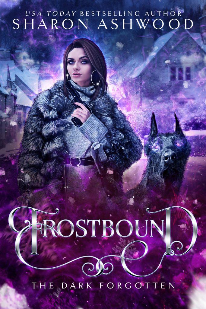 Book Cover: Frostbound: the Dark Forgotten