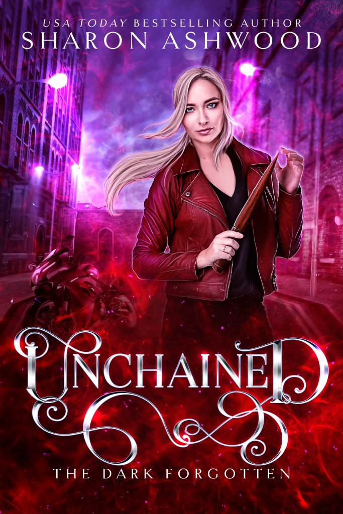 Book Cover: Unchained: the Dark Forgotten