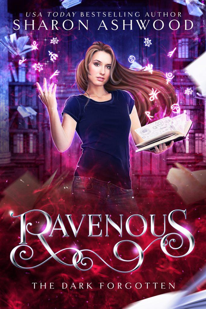 Book Cover: Ravenous: the Dark Forgotten