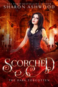 Book Cover: Scorched: the Dark Forgotten
