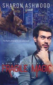 Book Cover: Fragile Magic:  A Dark Forgotten Short Story