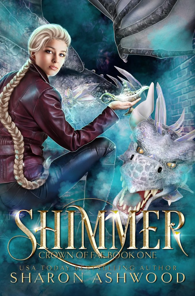 Book Cover: Shimmer