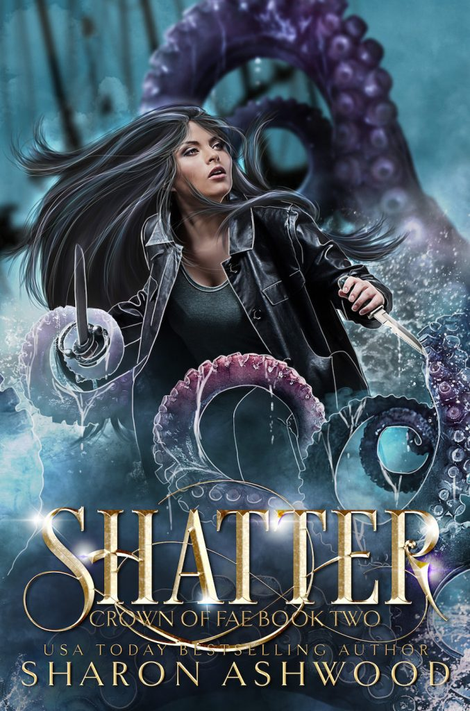 Book Cover: Shatter