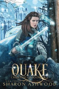 Book Cover: Quake