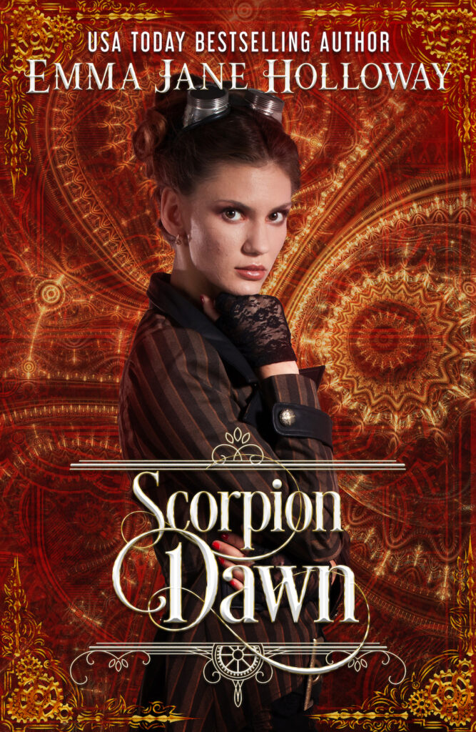 Book Cover: Scorpion Dawn