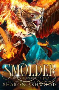 Book Cover: Smolder