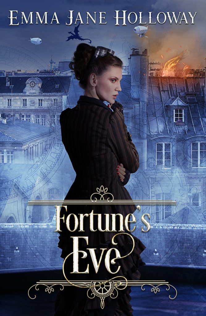 Book Cover: Fortune's Eve